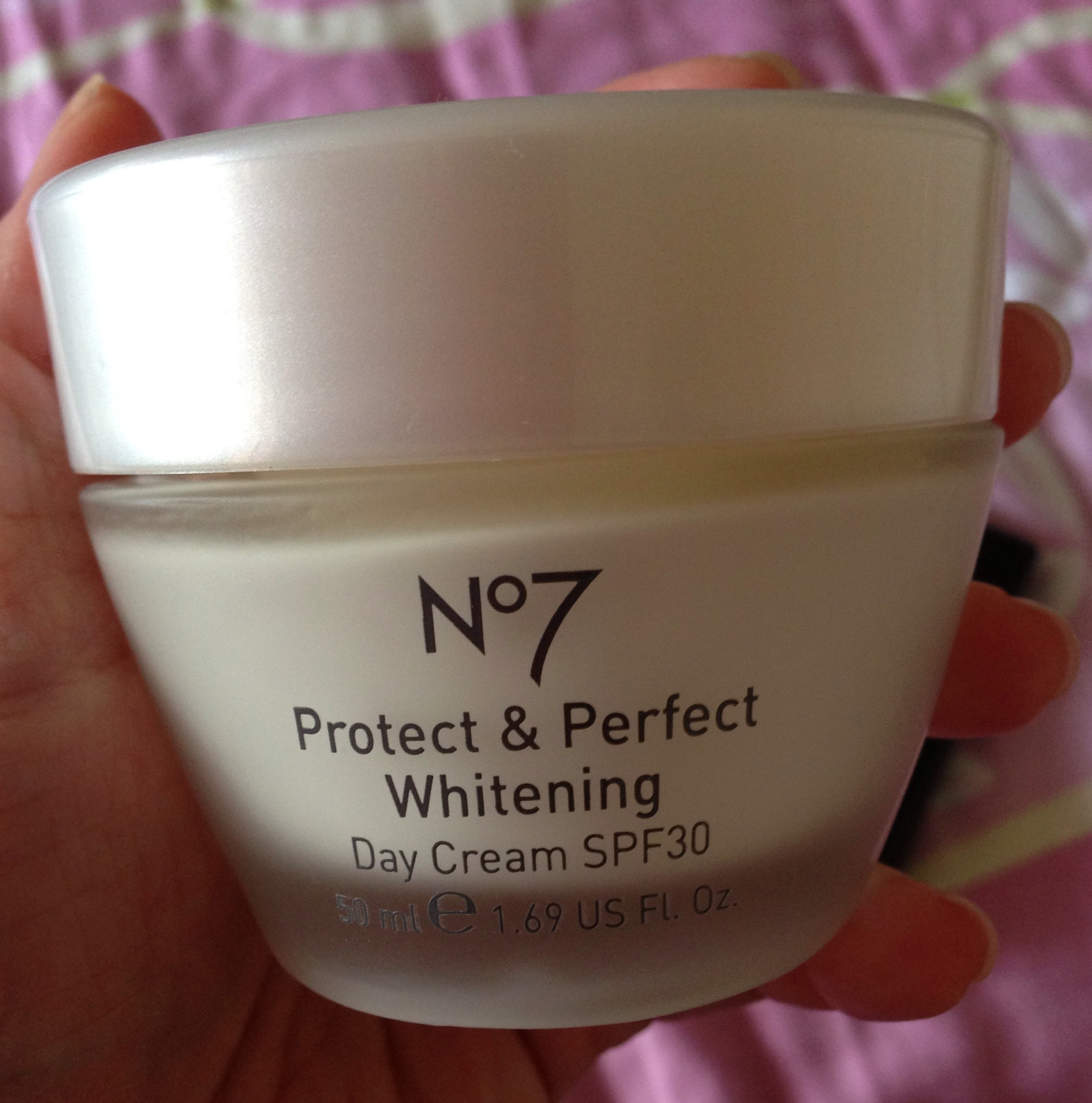 No7 Protect & Perfect Whitening Day Cream SPF 30 | Make Up My Mind ...