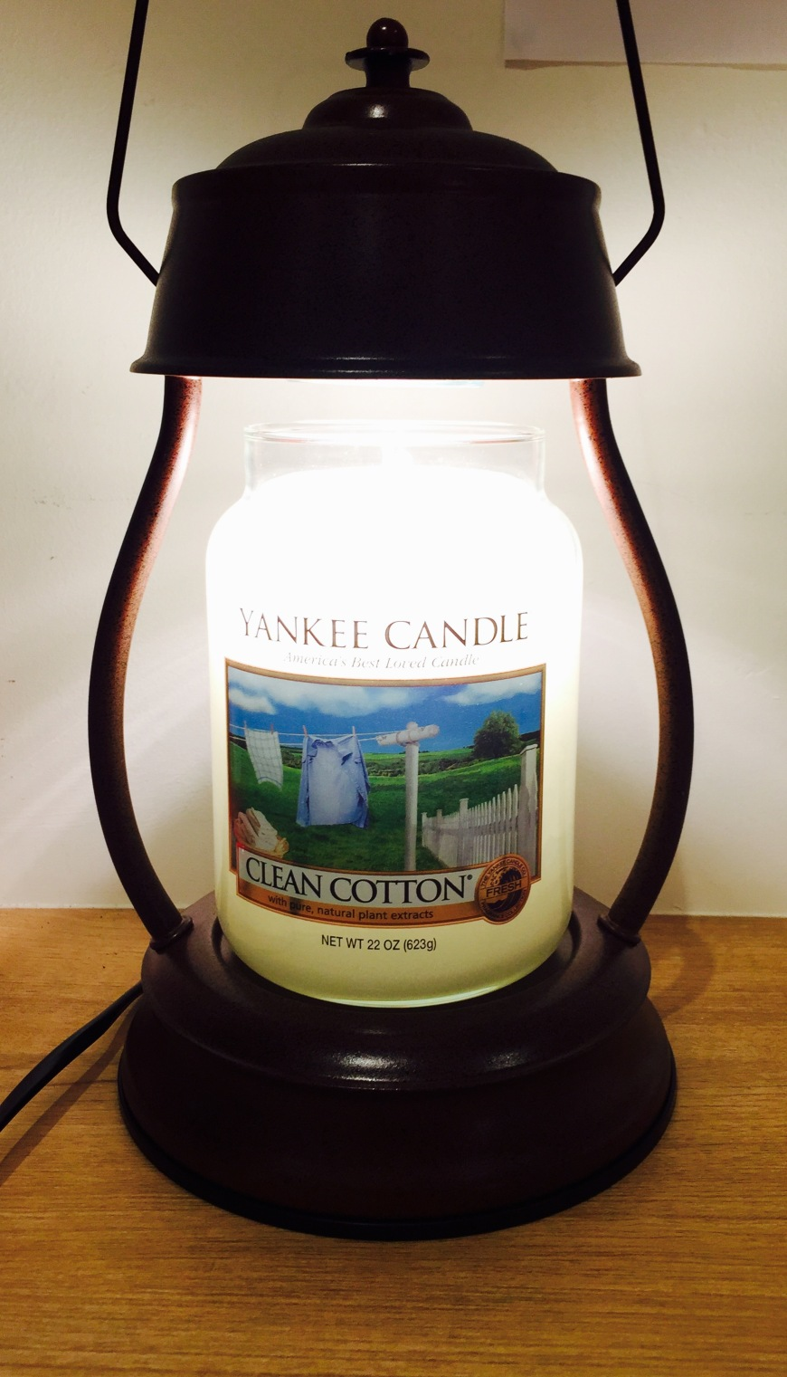 Yankee Candle Make Up My Mind Please